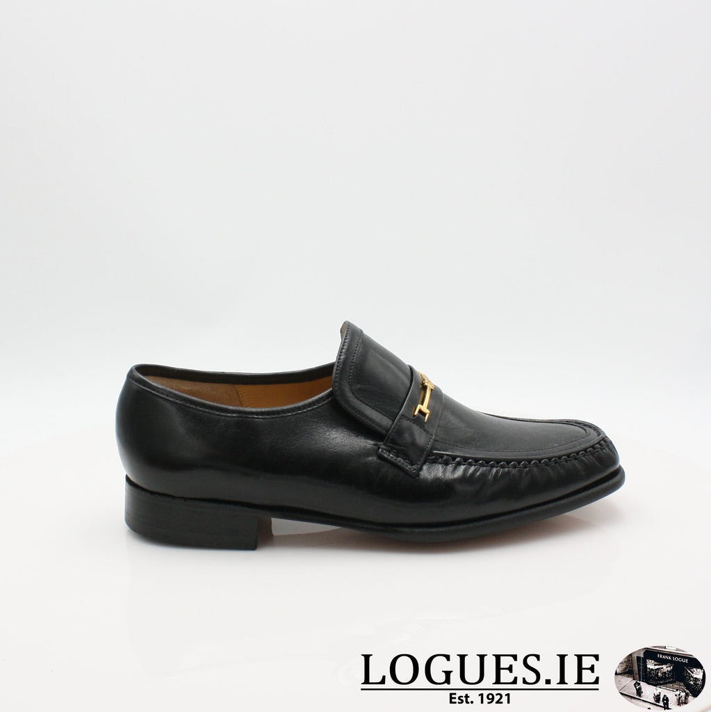 BARKER LAURIEMensLogues ShoesBLACK KID / 7