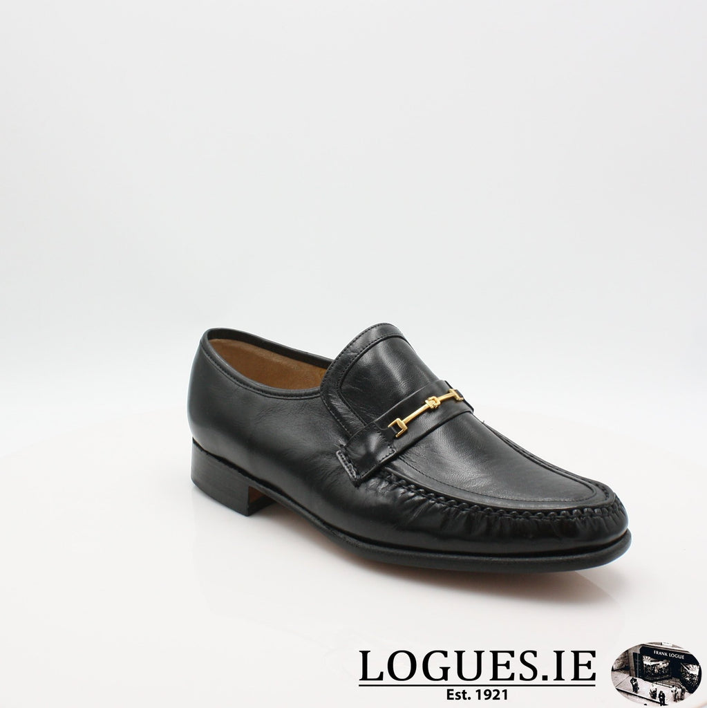 BARKER LAURIEMensLogues ShoesBLACK KID / 7.5
