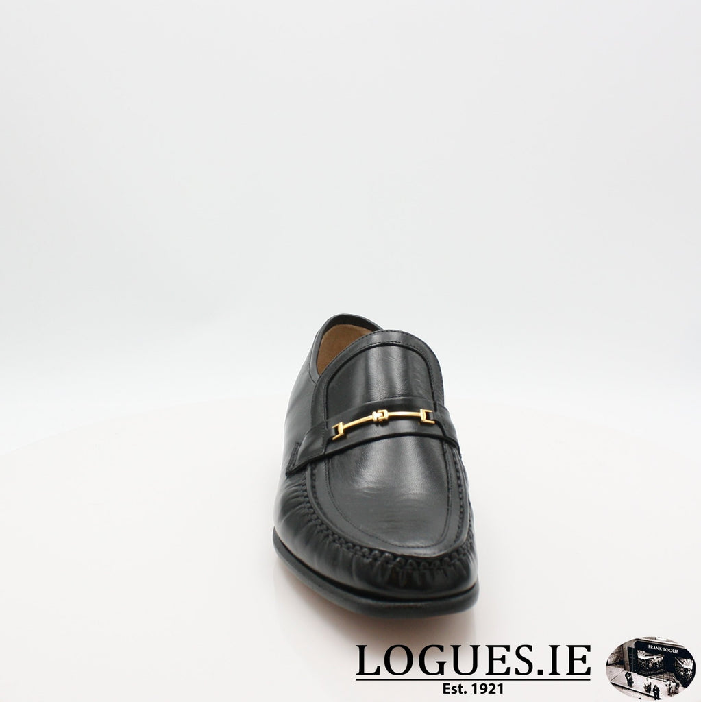 BARKER LAURIEMensLogues ShoesBLACK KID / 8