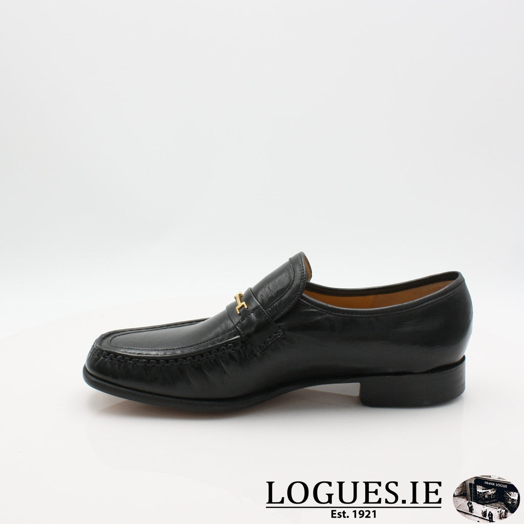BARKER LAURIEMensLogues ShoesBLACK KID / 9