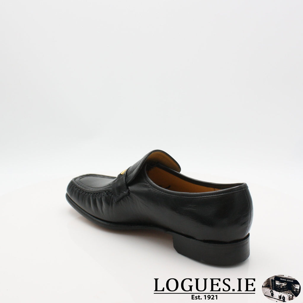 BARKER LAURIEMensLogues ShoesBLACK KID / 9.5