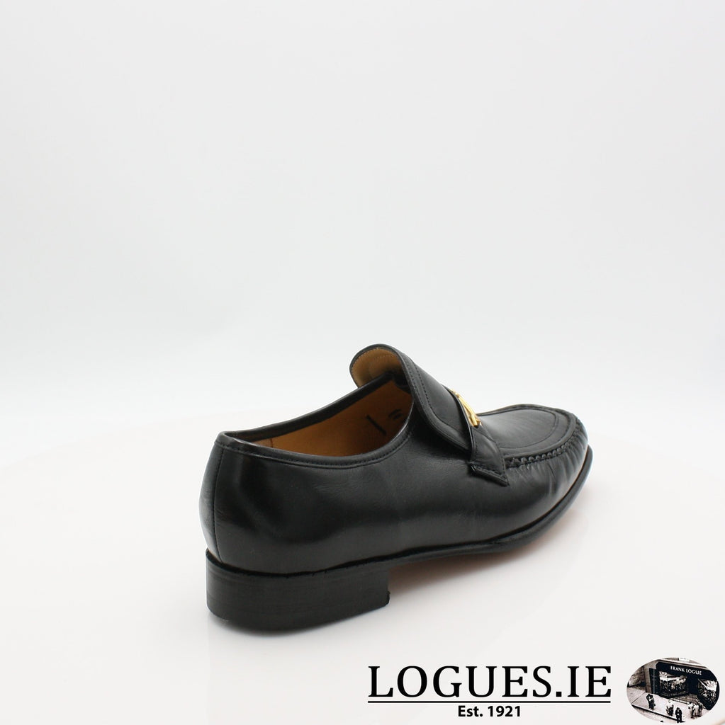 BARKER LAURIEMensLogues ShoesBLACK KID / 10.5