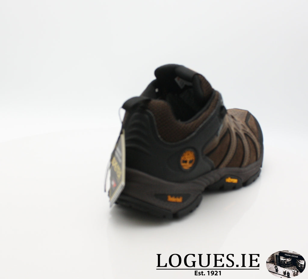 LEDGE LOW LTHR GTX - C57165-Mens-TIMBERLAND SHOES-DARK BROWN-11 US =10.5 UK-Logues Shoes