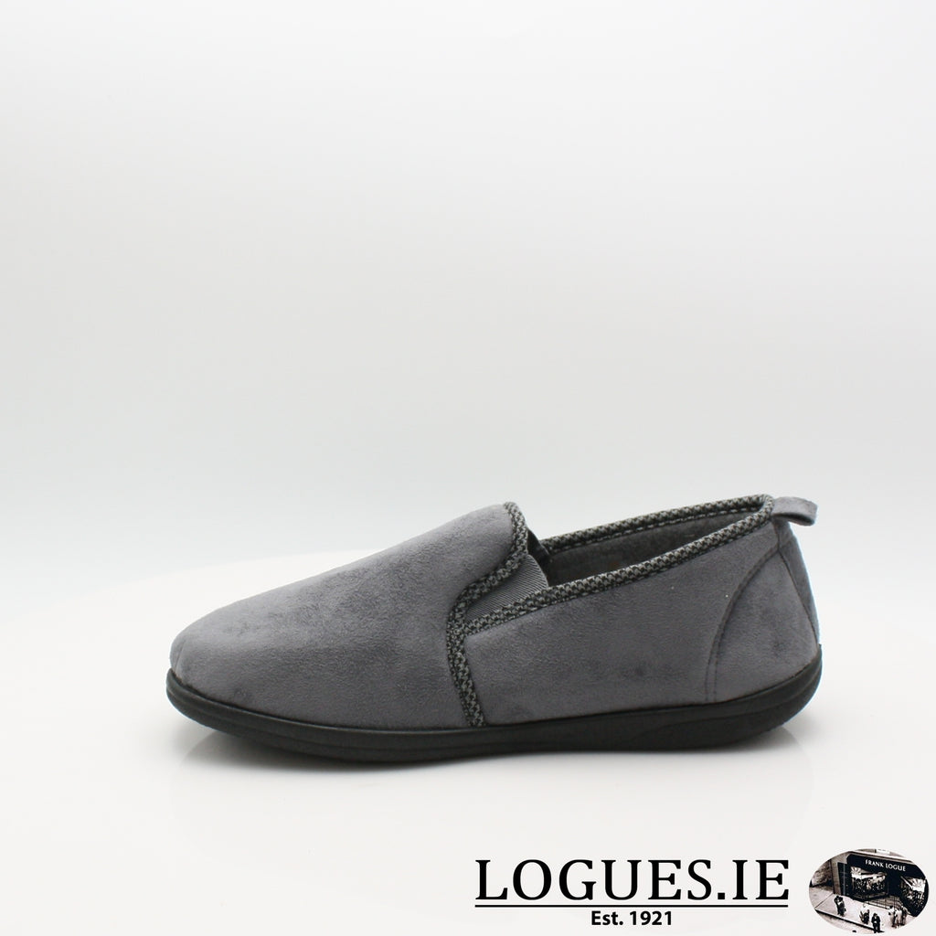LEWIS PADDERS  SLIPPER, Mens, Padders, Logues Shoes - Logues Shoes.ie Since 1921, Galway City, Ireland.