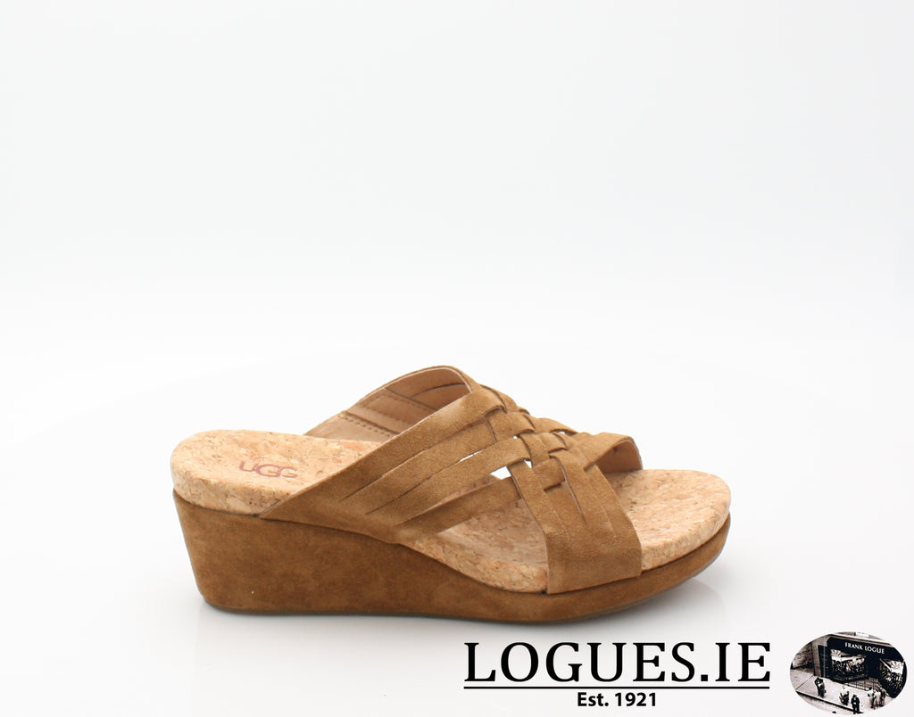 LILAH UGGS SS18-SALE-UGGS FOOTWEAR-CHESTNUT 1019976-36 EU =3.5 UK=5 US-Logues Shoes
