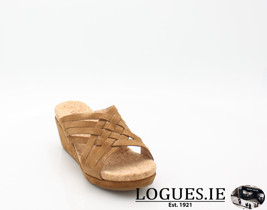 LILAH UGGS SS18-SALE-UGGS FOOTWEAR-CHESTNUT 1019976-38 EU = 5.5 UK=7 US-Logues Shoes