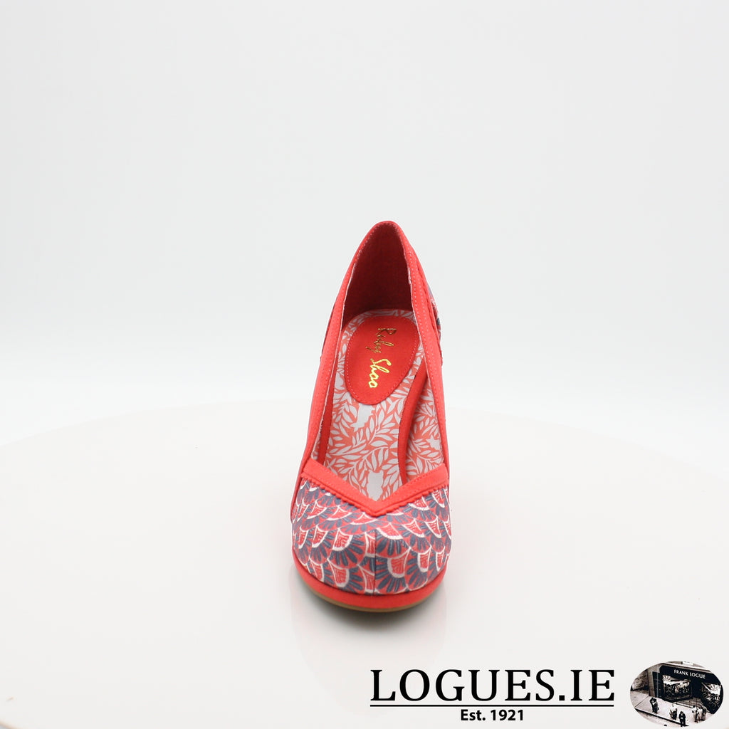LIVIA RUBY SHOO S19-Ladies-RUBY SHOO-CORAL-4 UK -37 EU - 6 US-Logues Shoes