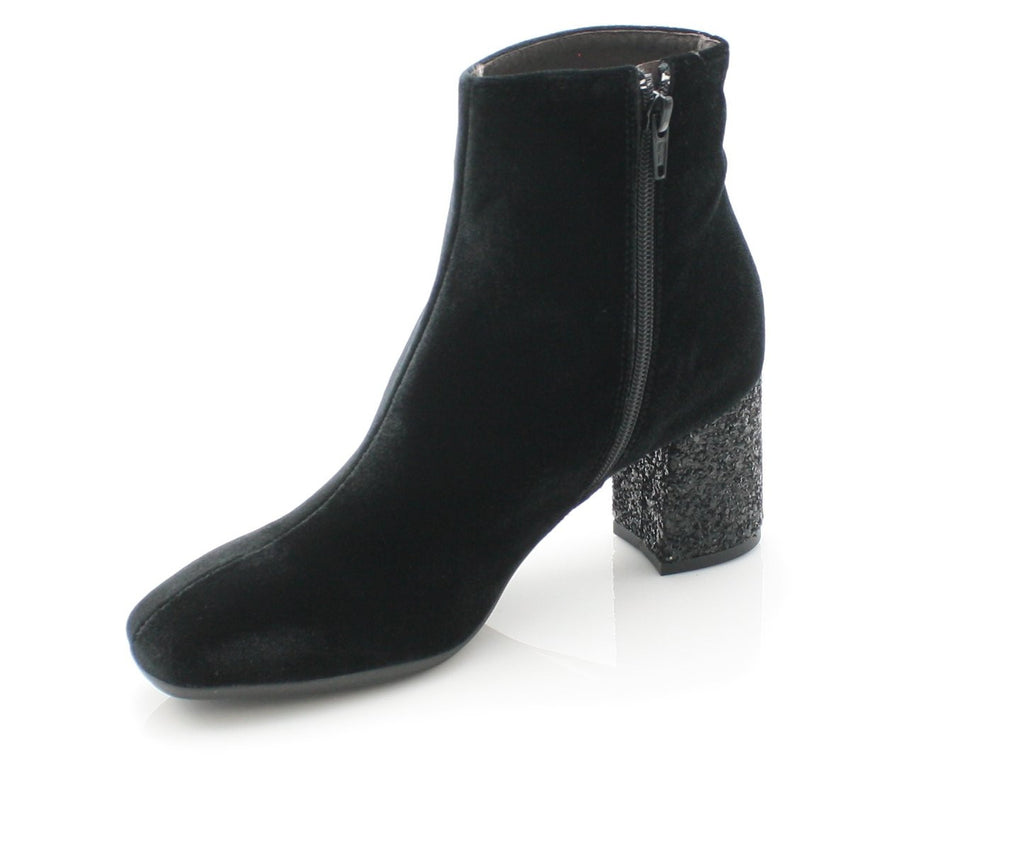 9130  LEANA T AW17LadiesLogues ShoesNEGRO / 42 = 8 UK