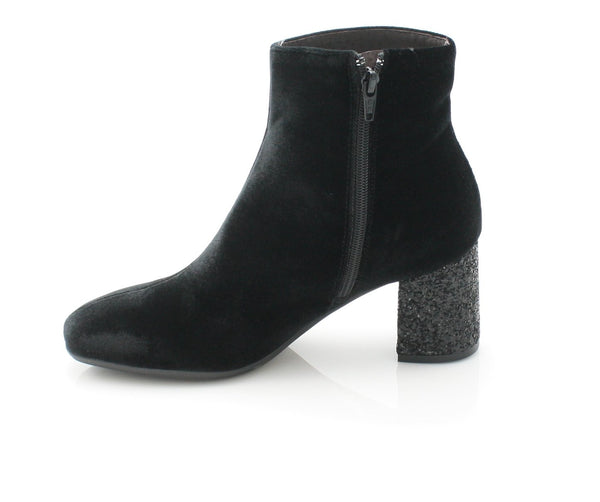 9130  LEANA T AW17LadiesLogues ShoesNEGRO / 43 = 9 UK