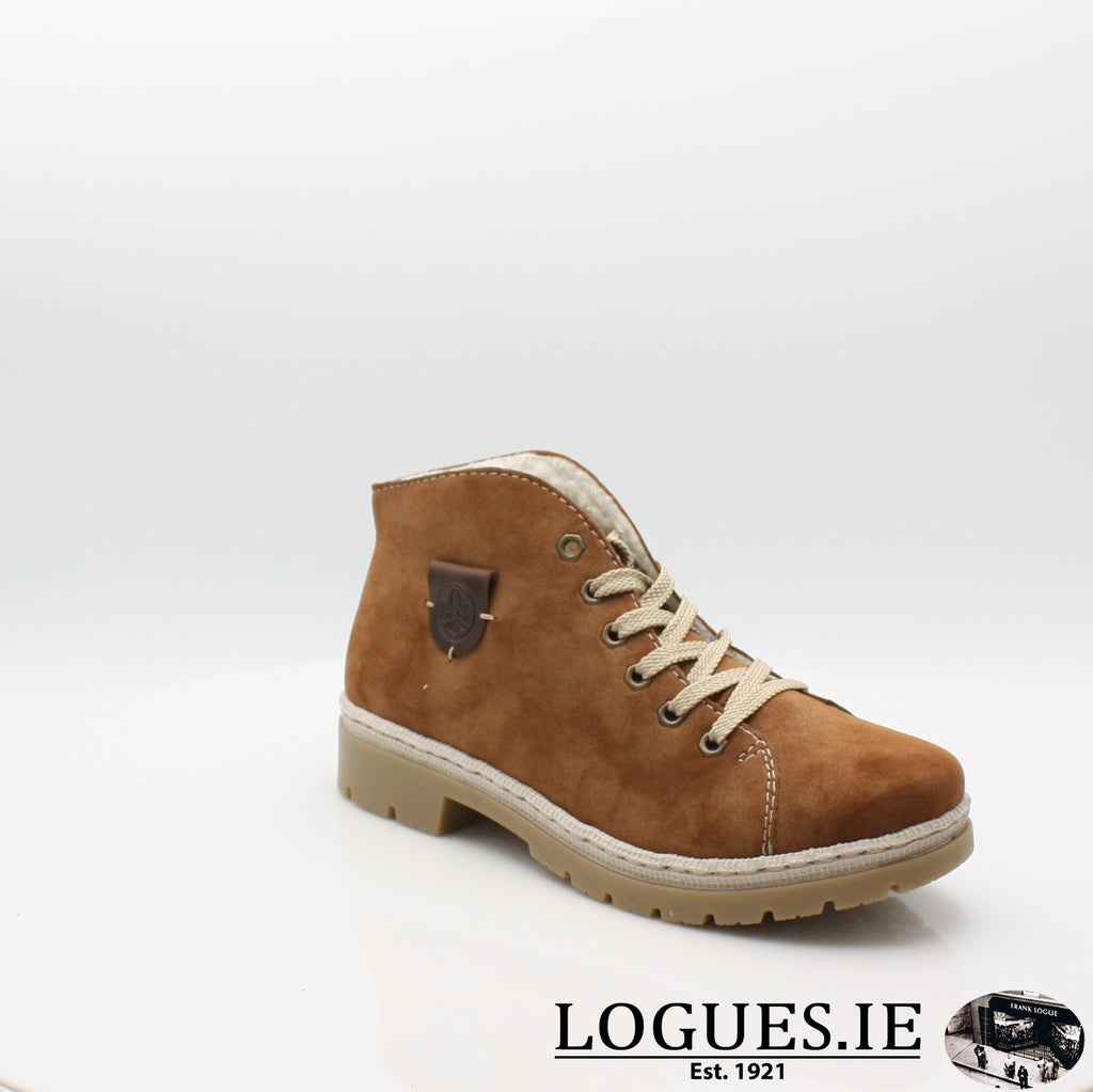 M9430 RIEKER 19BOOTSLogues Shoesbrown 24 / 37