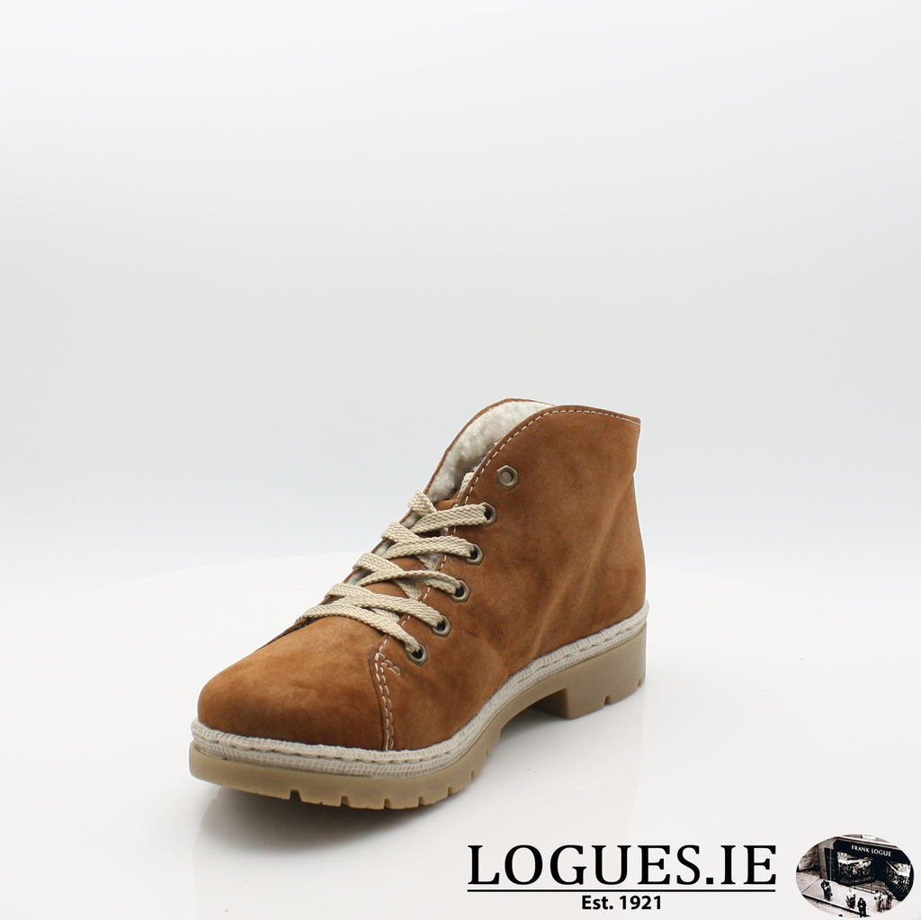 M9430 RIEKER 19BOOTSLogues Shoesbrown 24 / 38