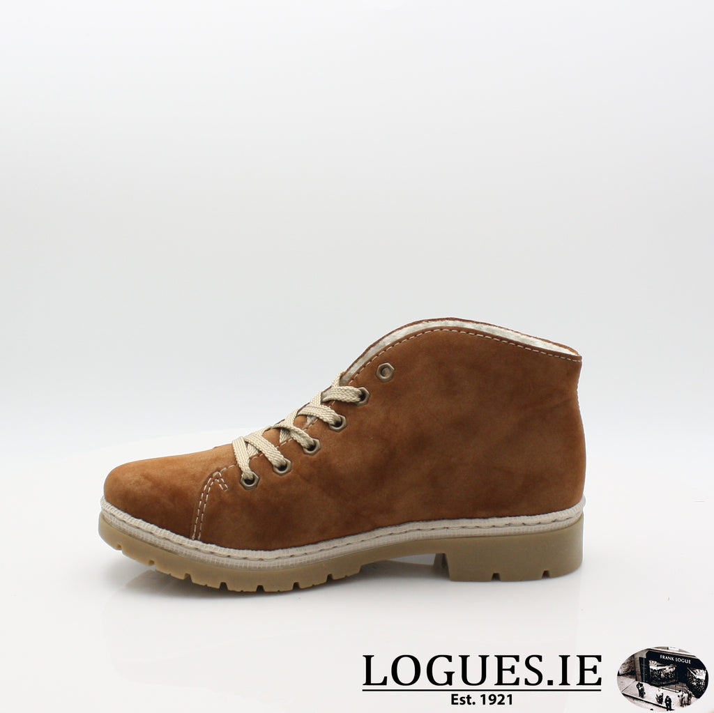 M9430 RIEKER 19BOOTSLogues Shoesbrown 24 / 39