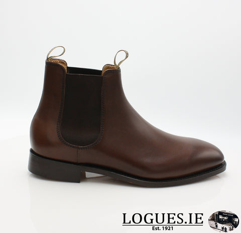 MANSFIELD BARKERMensLogues ShoesWALNUT CALF / 7 UK