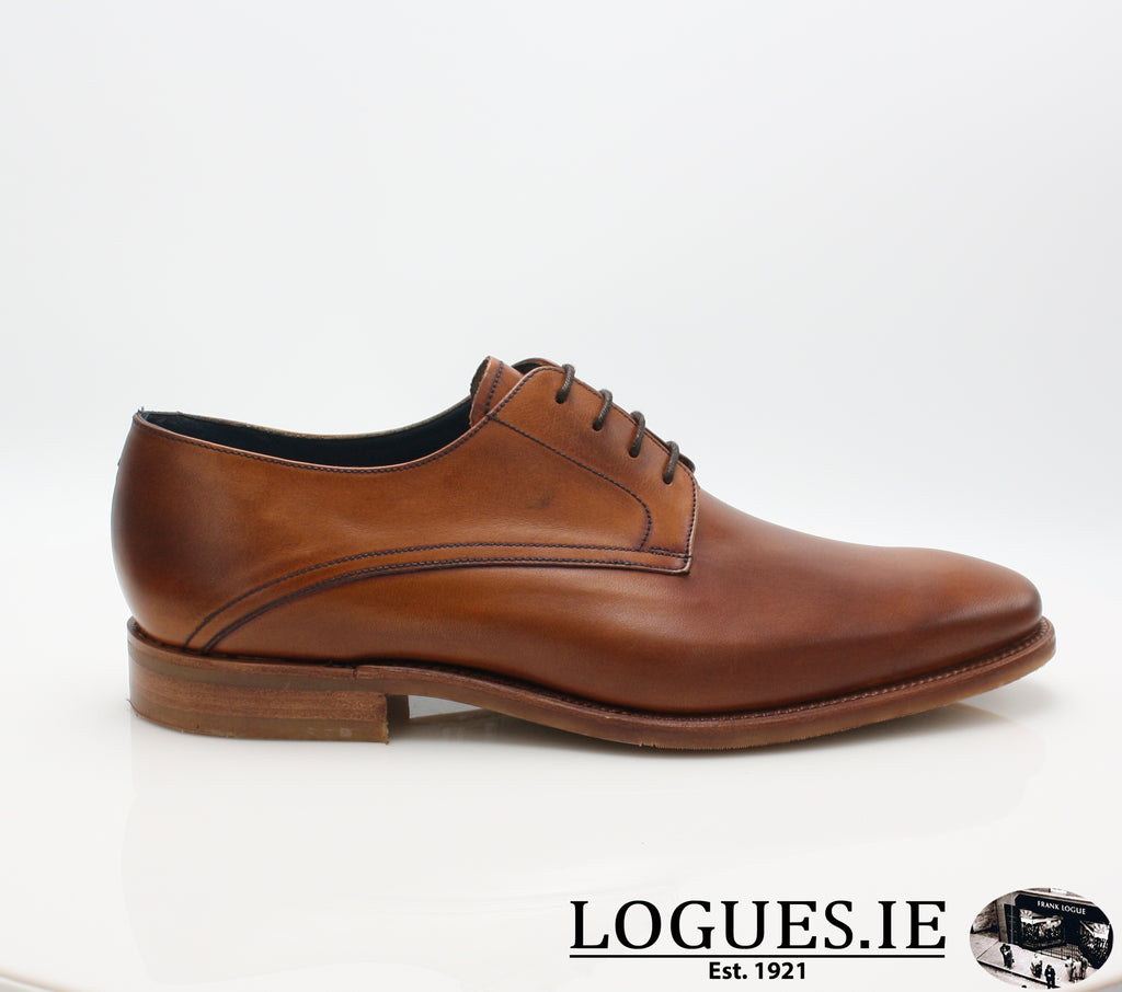 MAX BARKER-Mens-BARKER SHOES-ROSEWOOD-6 UK -39 EU- 7 US-Logues Shoes