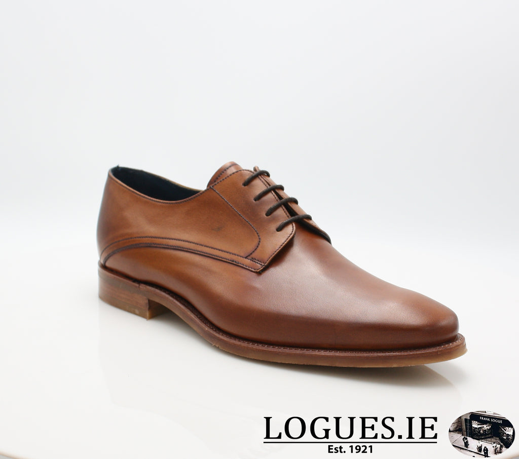 MAX BARKER-Mens-BARKER SHOES-ROSEWOOD-6.5UK -40 EU -7.5 US-Logues Shoes