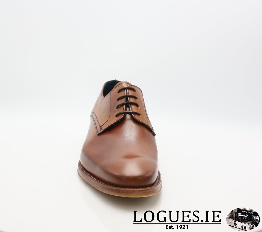 MAX BARKER-Mens-BARKER SHOES-ROSEWOOD-7 UK - 41 EU -8 US-Logues Shoes