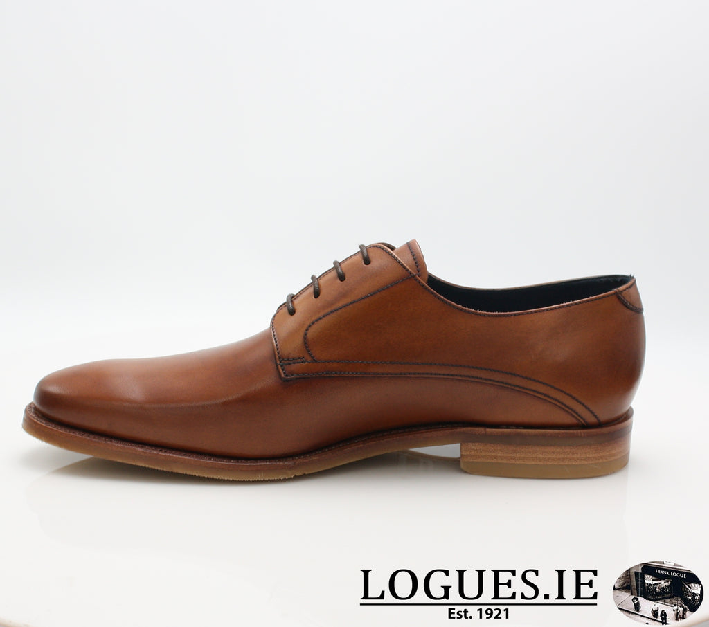 MAX BARKER-Mens-BARKER SHOES-ROSEWOOD-8 UK - 42 EU -9 US-Logues Shoes