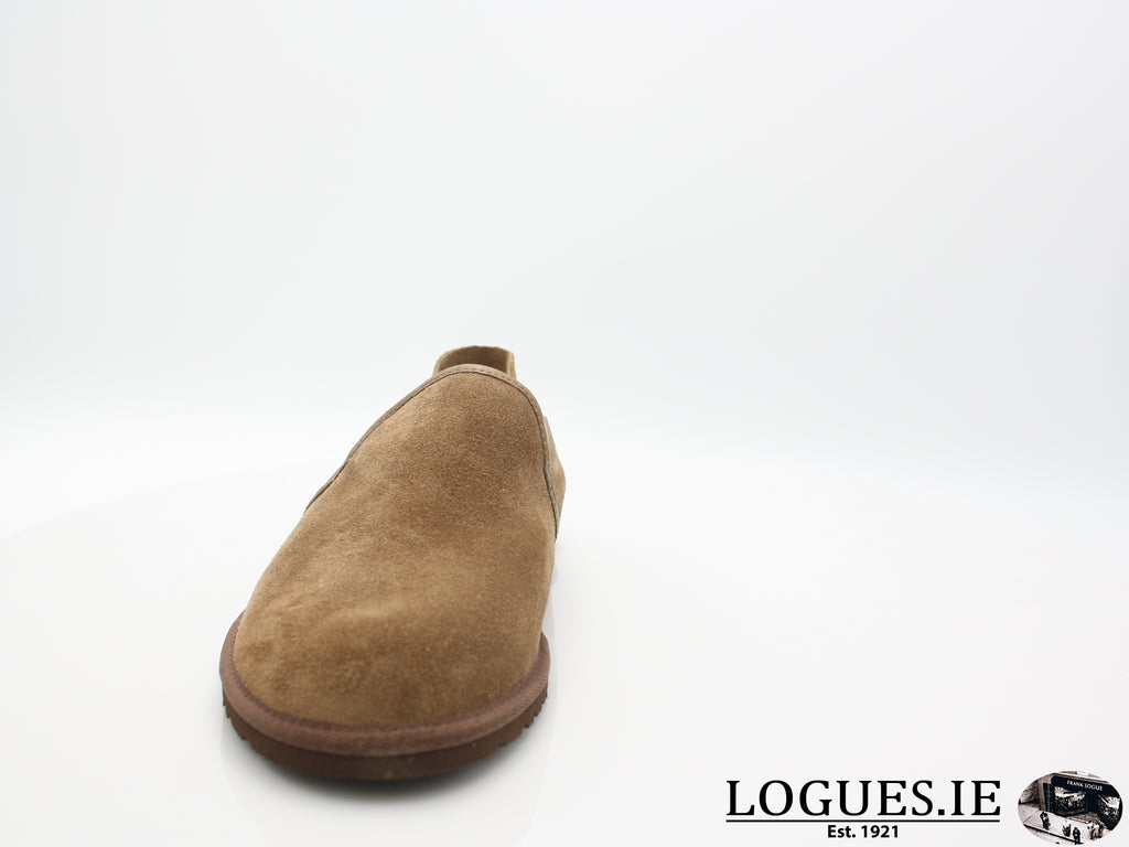 UGGS COOKE MEN'S AW 18-Mens-UGGS FOOTWEAR-TAN-9 UK = 43 EU 10 US-Logues Shoes