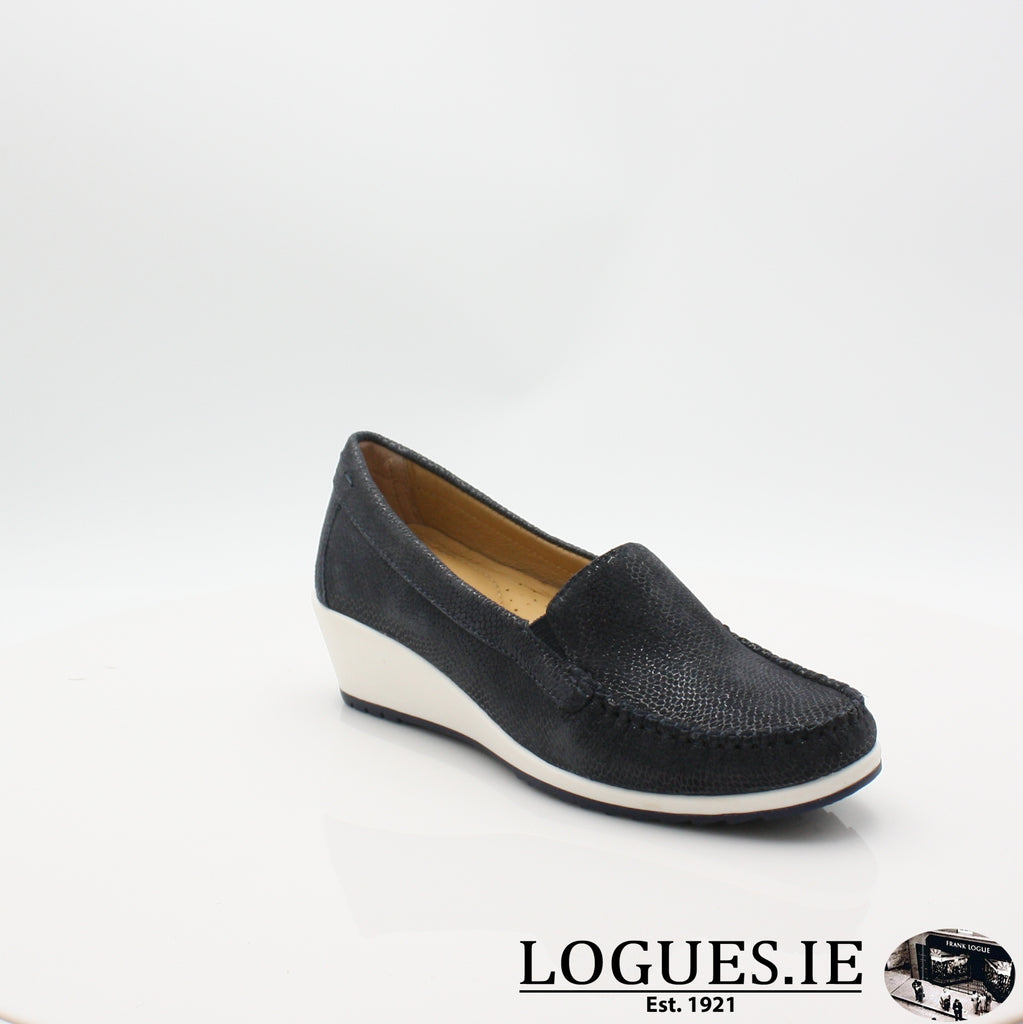 VAN MegLadiesLogues ShoesMidnight Pebble / 36 / D