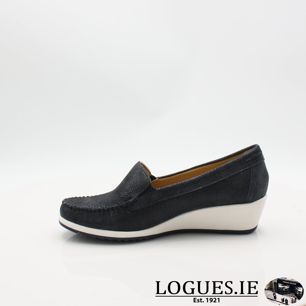 VAN MegLadiesLogues ShoesMidnight Pebble / 41 / D