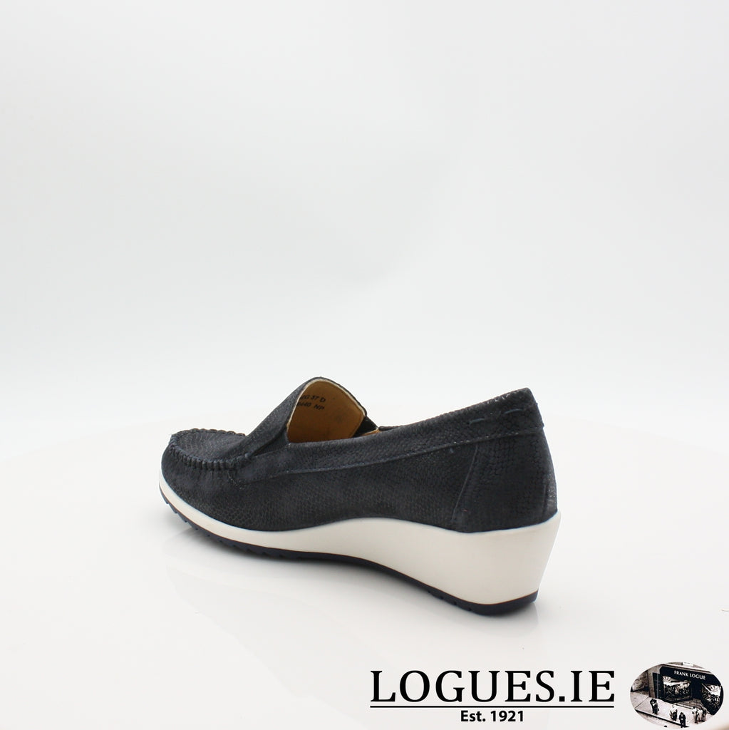 VAN MegLadiesLogues ShoesMidnight Pebble / 42 / D