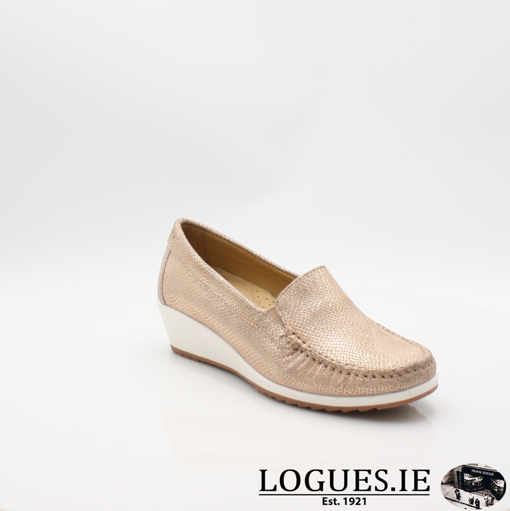 VAN MegLadiesLogues ShoesSesame Pebble P / 36 / D