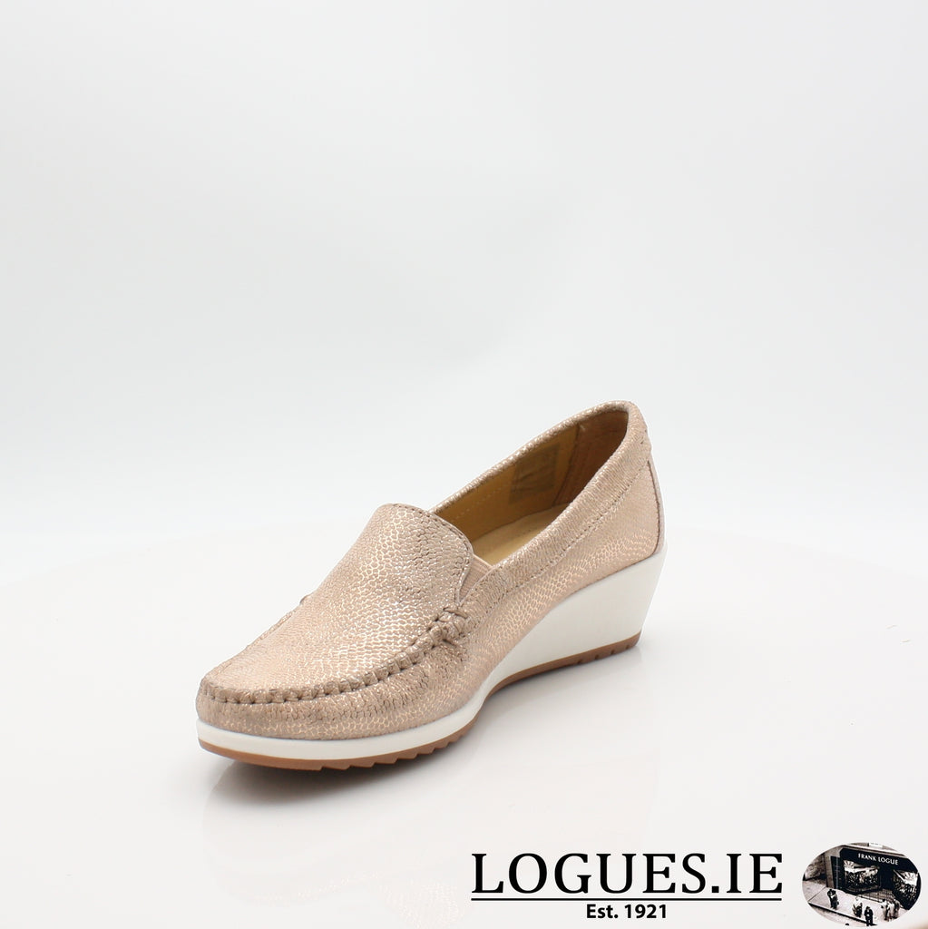 VAN MegLadiesLogues ShoesSesame Pebble P / 39 / D
