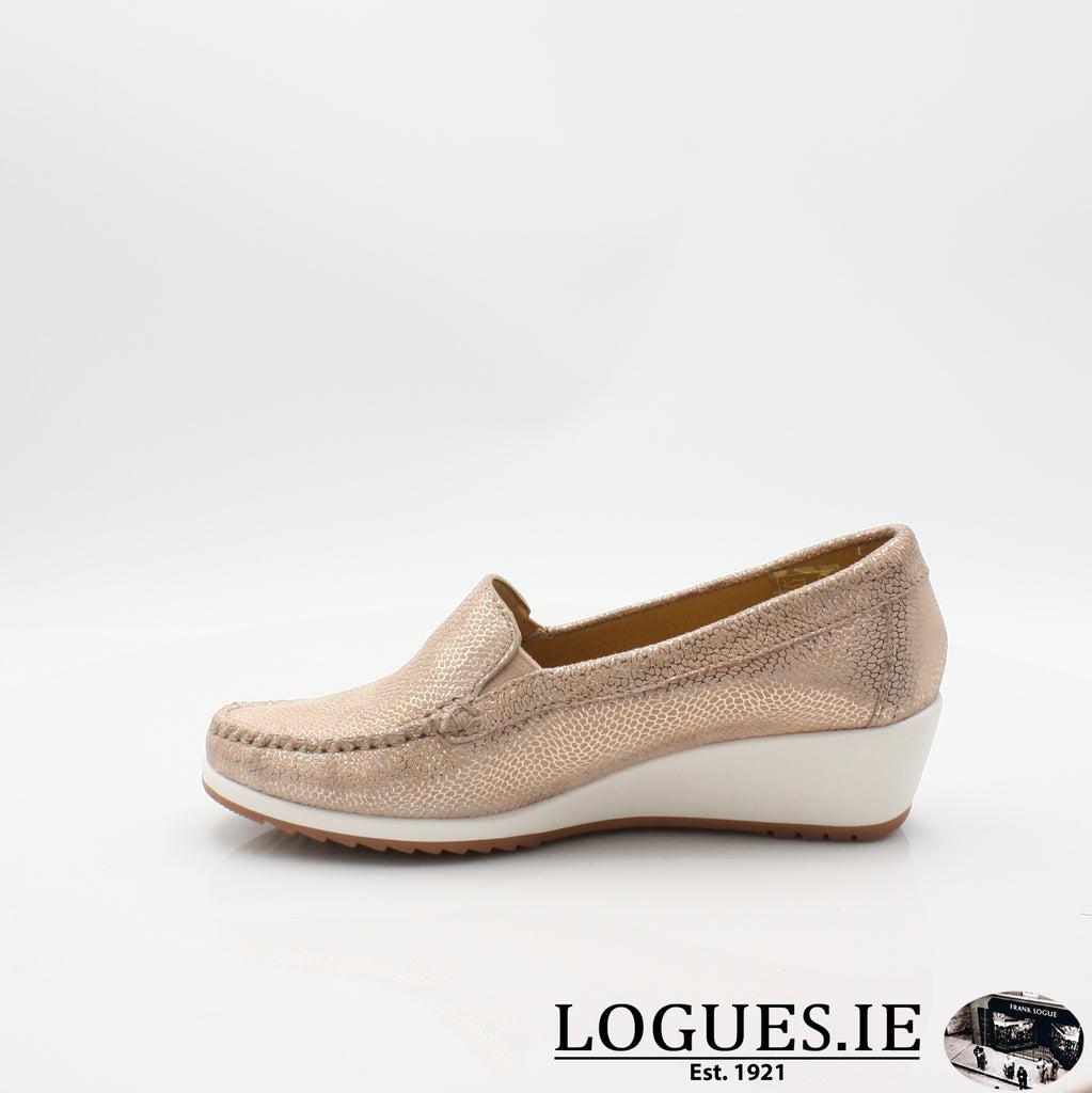 VAN MegLadiesLogues ShoesSesame Pebble P / 41 / D