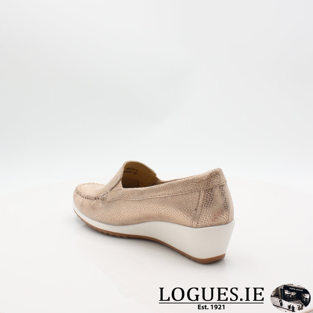 VAN MegLadiesLogues ShoesSesame Pebble P / 42 / D