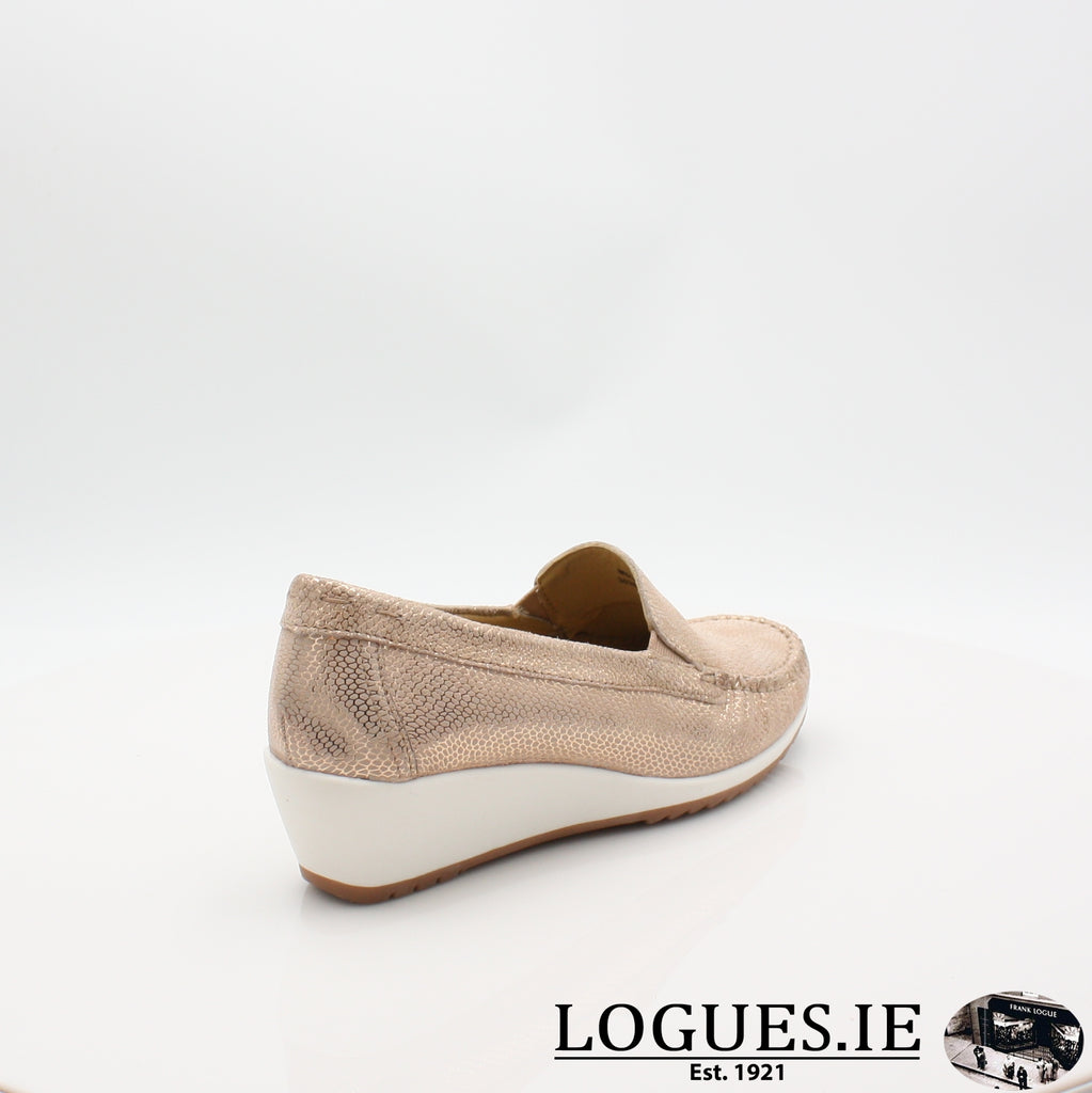 VAN MegLadiesLogues ShoesSesame Pebble P / 38 / D