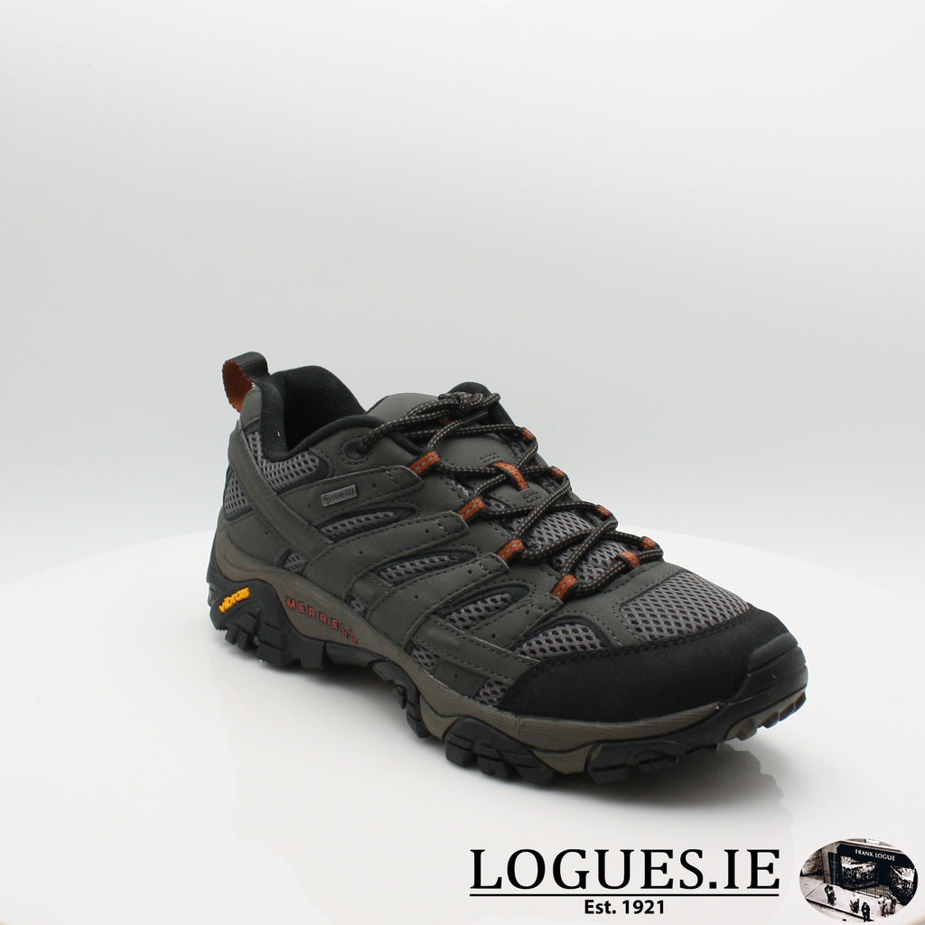 MOAB 2 GORTEX 20, Mens, Merrell shoes, Logues Shoes - Logues Shoes.ie Since 1921, Galway City, Ireland.