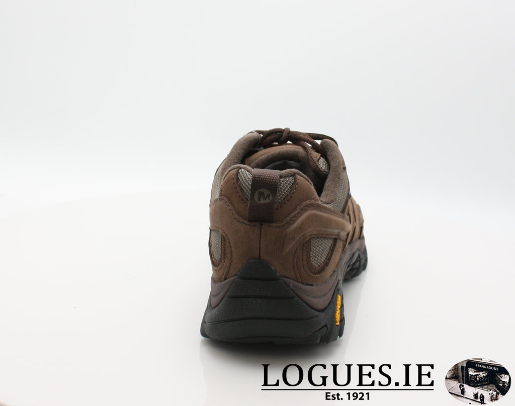 J46561 MOAB 2 SMOOTH GTX-Mens-Merrell shoes-BRACKEN-47 = 12 UK-Logues Shoes