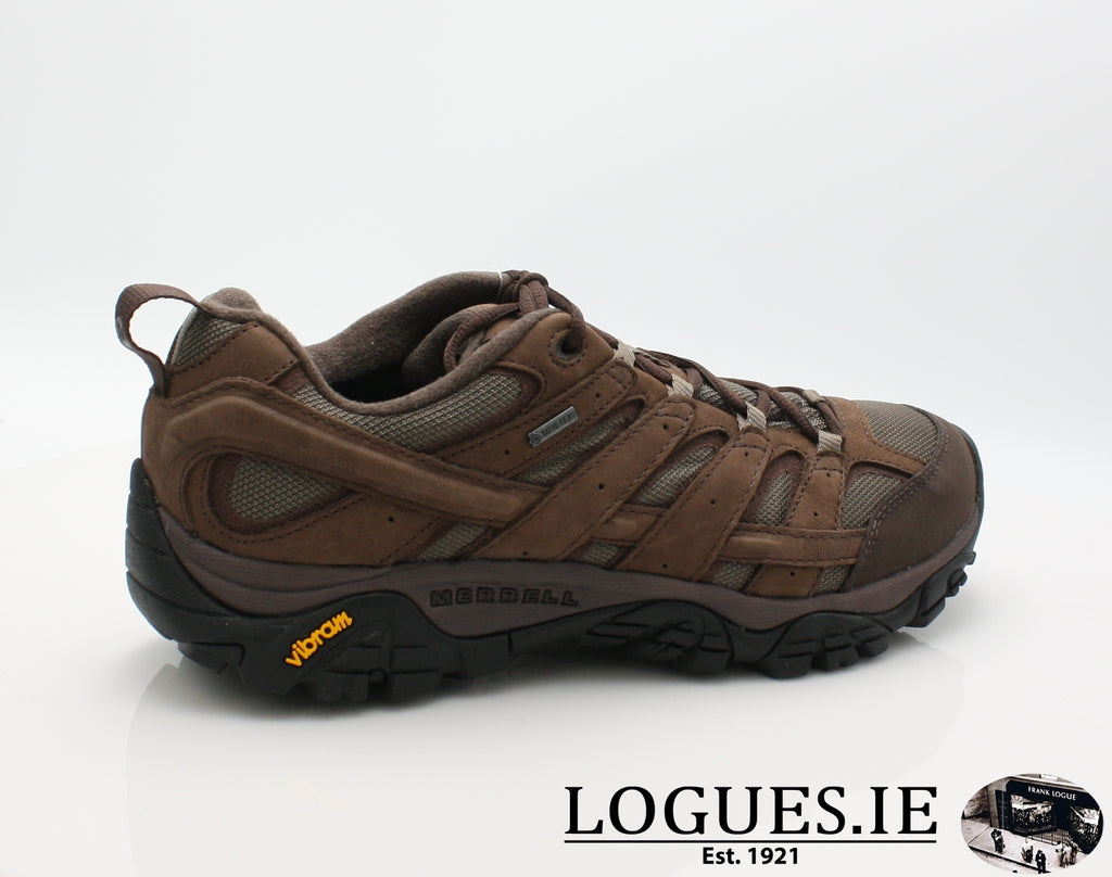 J46561 MOAB 2 SMOOTH GTX-Mens-Merrell shoes-BRACKEN-48 = 13 UK-Logues Shoes