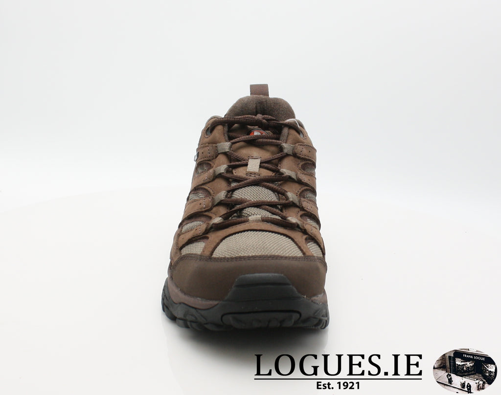 J46561 MOAB 2 SMOOTH GTX-Mens-Merrell shoes-BRACKEN-43 = 9 UK-Logues Shoes