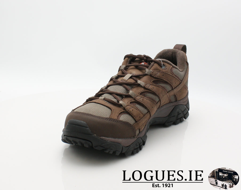 J46561 MOAB 2 SMOOTH GTX-Mens-Merrell shoes-BRACKEN-44 = 9.5/10 UK-Logues Shoes