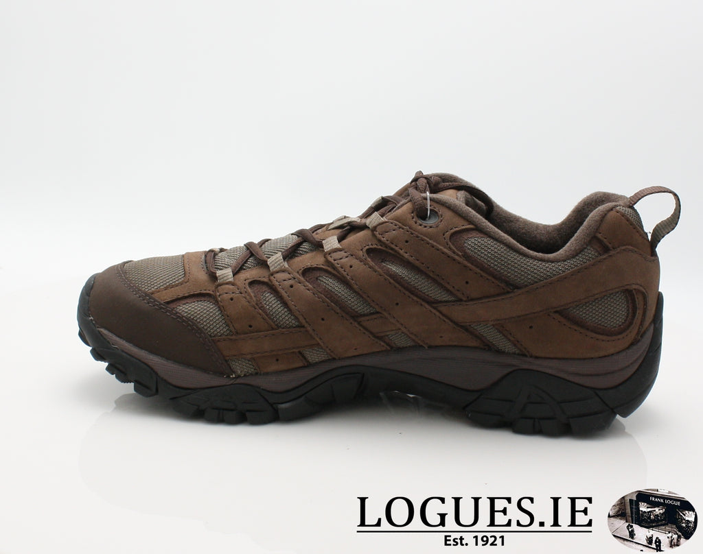 J46561 MOAB 2 SMOOTH GTX-Mens-Merrell shoes-BRACKEN-45 = 10/10.5 UK-Logues Shoes