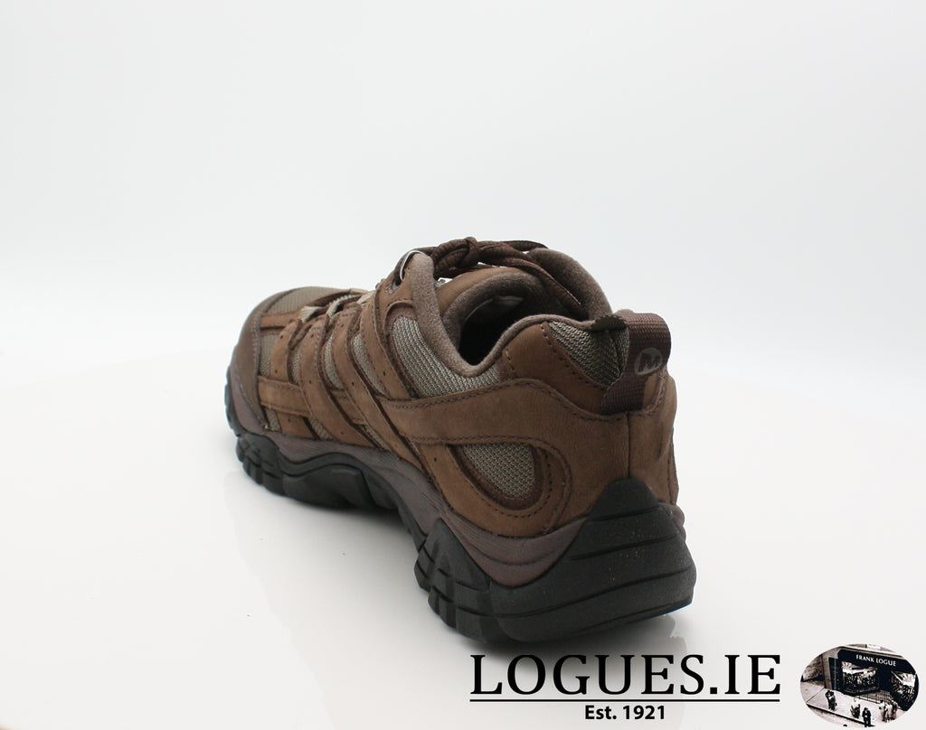 J46561 MOAB 2 SMOOTH GTX-Mens-Merrell shoes-BRACKEN-46 = 11 UK-Logues Shoes