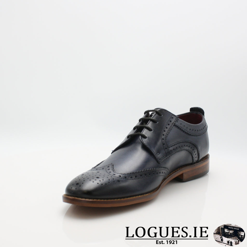 MOTIF BASE LONDON S19-Mens-base london ltd-NAVY-6 UK -39 EU-7 US-Logues Shoes