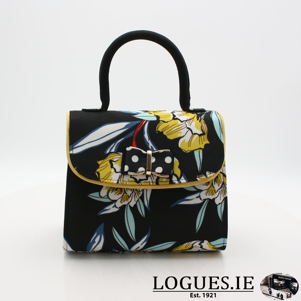 MUSCAT RUBY SHOO S19-bags-RUBY SHOO-BLACK FLORAL-ONE SIZE-Logues Shoes