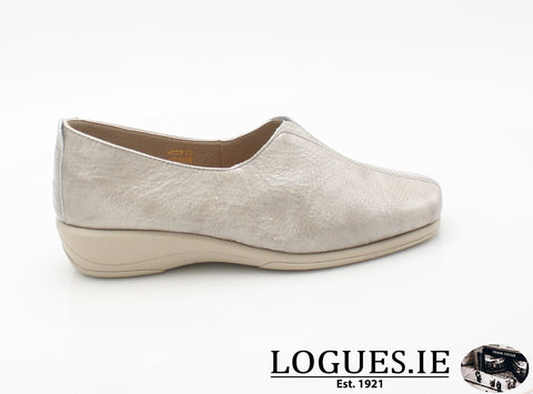 MARIA SS18 FLEX & GOLadiesLogues ShoesGREY / 36 = 3 UK