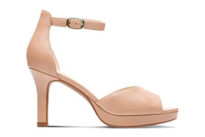 CLA Mayra DoveLadiesLogues ShoesBeige Leather / 085 / D
