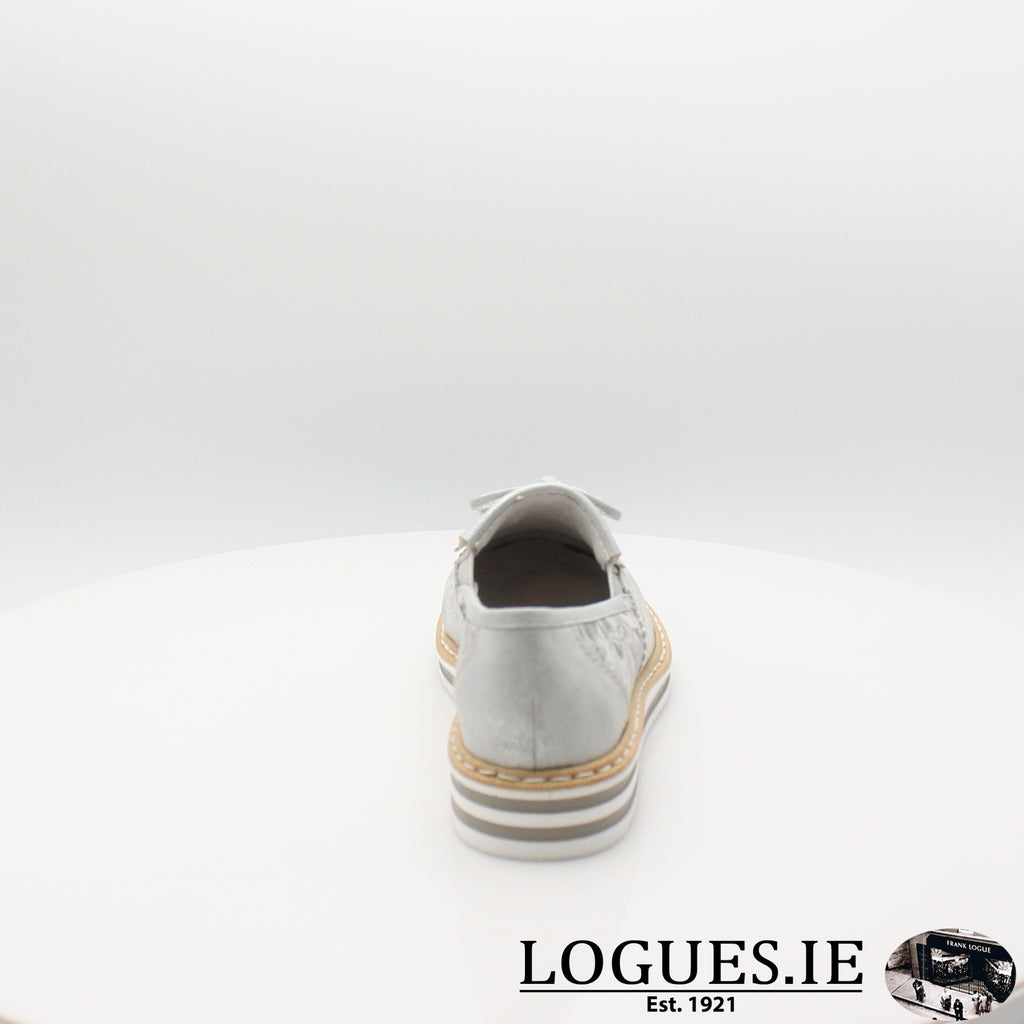 N0273 Rieker 20, Ladies, RIEKIER SHOES, Logues Shoes - Logues Shoes.ie Since 1921, Galway City, Ireland.