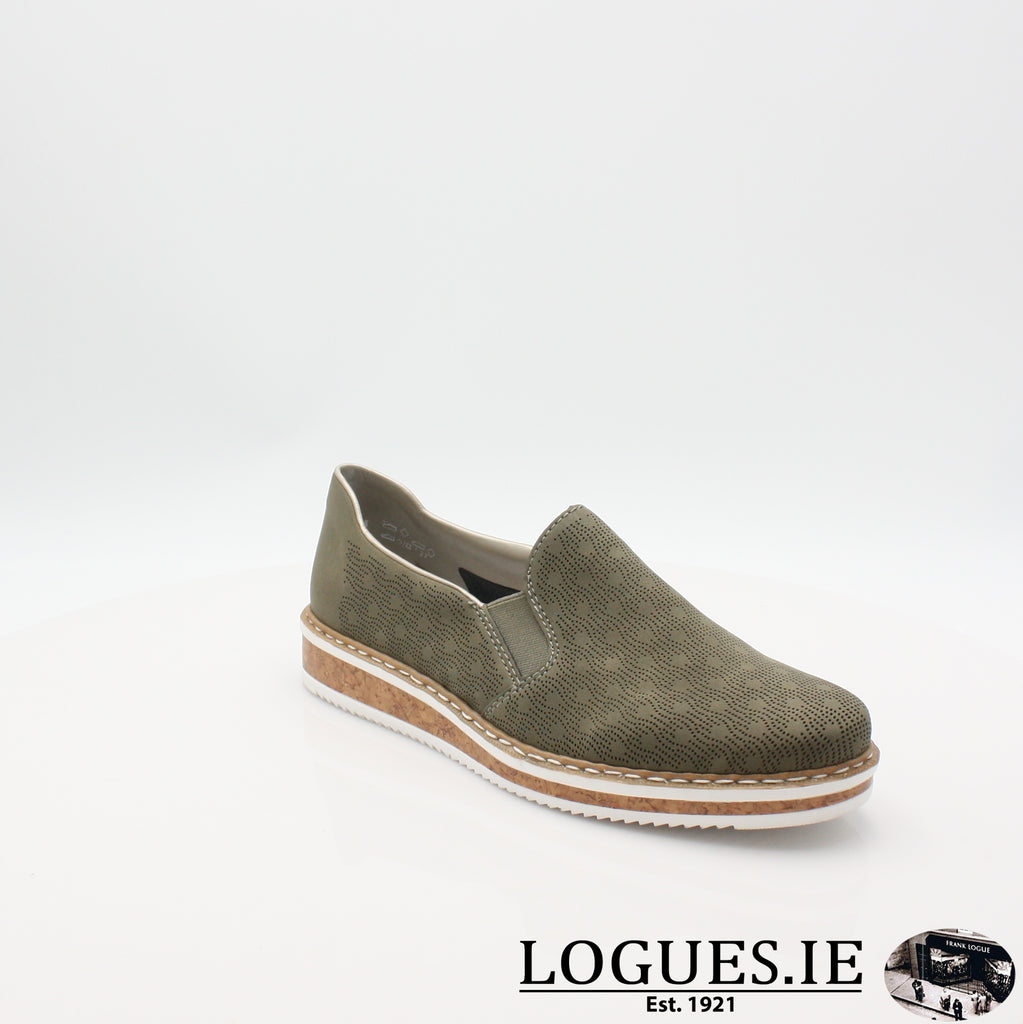 N0361  RIEKER 19LadiesLogues Shoes