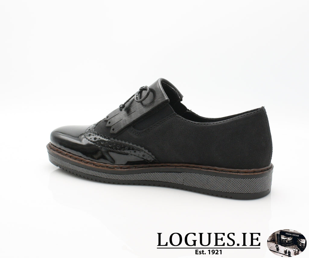 RKR N0372LadiesLogues Shoessch/sch/an 00 / 40