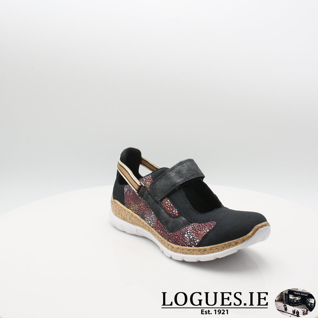 N42R8 RIEKER 19, Ladies, RIEKIER SHOES, Logues Shoes - Logues Shoes.ie Since 1921, Galway City, Ireland.