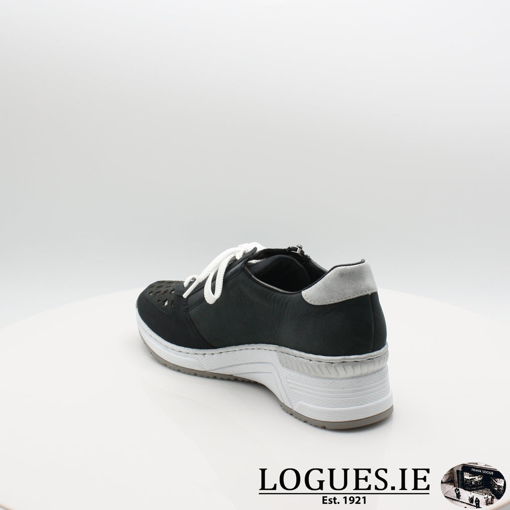 N4326 Rieker 20, Ladies, RIEKIER SHOES, Logues Shoes - Logues Shoes.ie Since 1921, Galway City, Ireland.