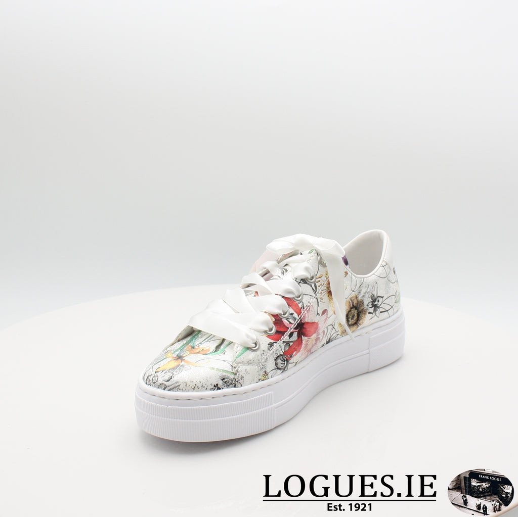 N49C2 Rieker 20, Ladies, RIEKIER SHOES, Logues Shoes - Logues Shoes.ie Since 1921, Galway City, Ireland.