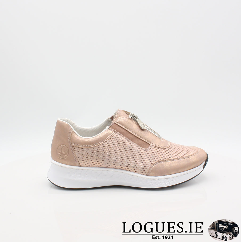 N5657 RIEKER 19LadiesLogues Shoes