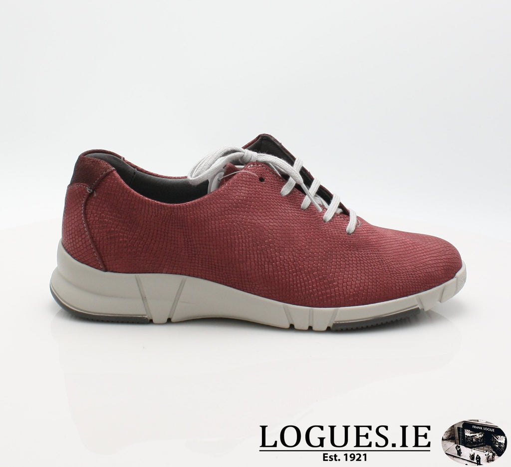 9204 NINA SUAVE A/W18-Ladies-SUAVE SHOES CONOS LTD-GARNET/MONZA-36 = 3 UK-Logues Shoes