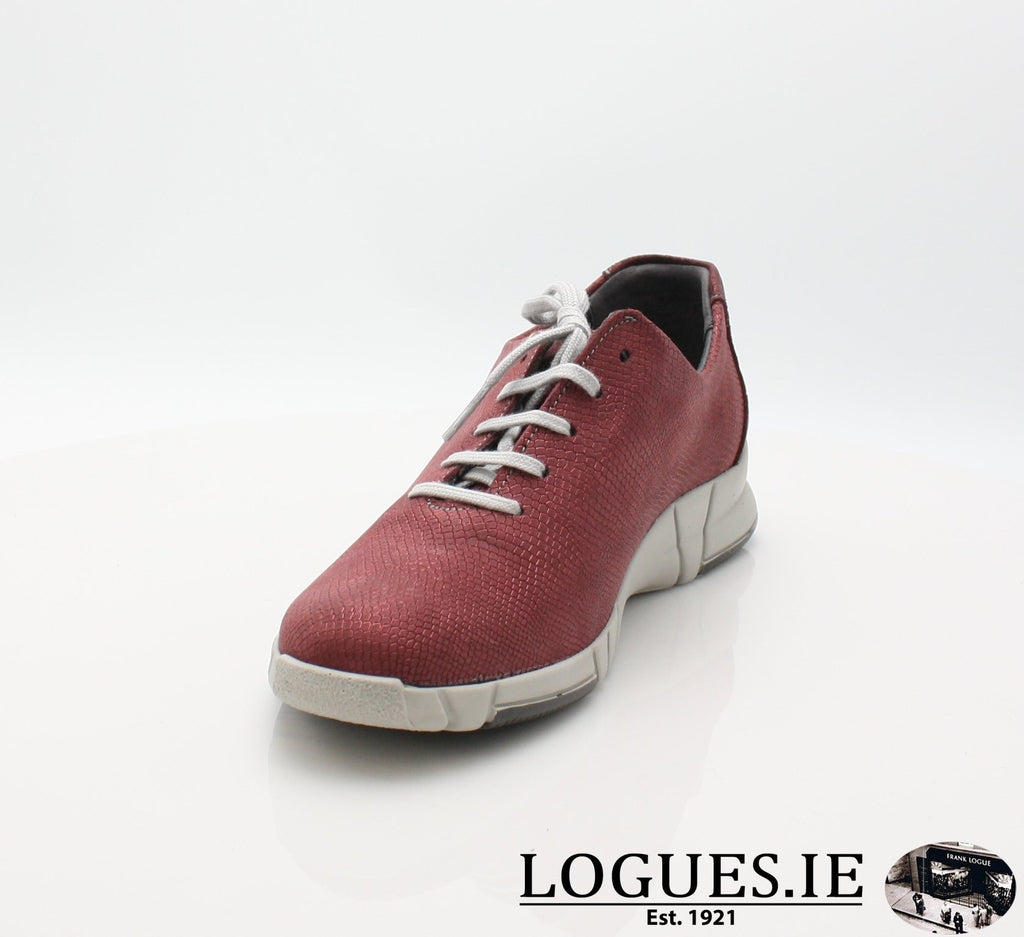 9204 NINA SUAVE A/W18-Ladies-SUAVE SHOES CONOS LTD-GARNET/MONZA-39 = 6 UK-Logues Shoes